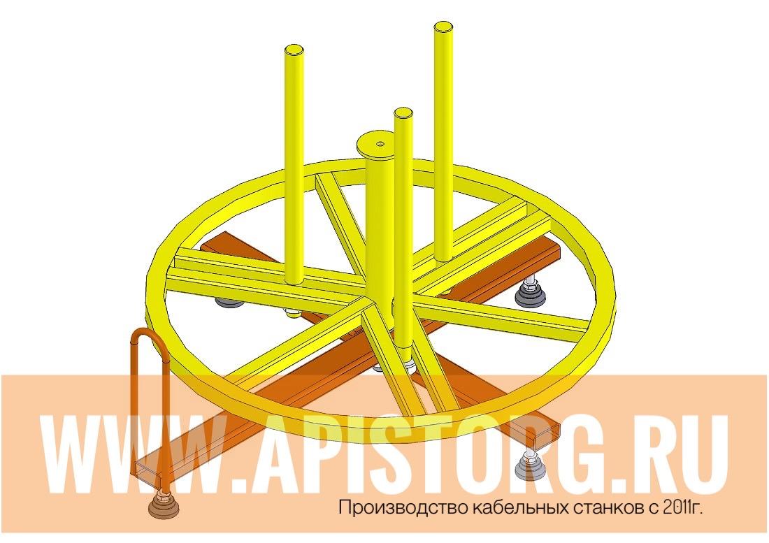 устройство для размотки кабеля в бухтах обзор